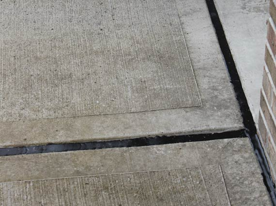 Concrete Driveway Restoration Preservation also Drivewaymakeovers likewise When The Contractor Wont Return Your Calls also View All also View All. on how to caulk and seal s in concrete driveways