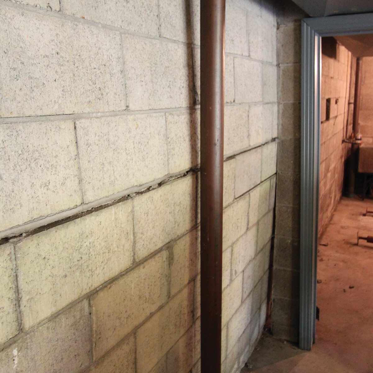 Bowing Basement Walls : repairing basement walls  - Aeropaca.Org