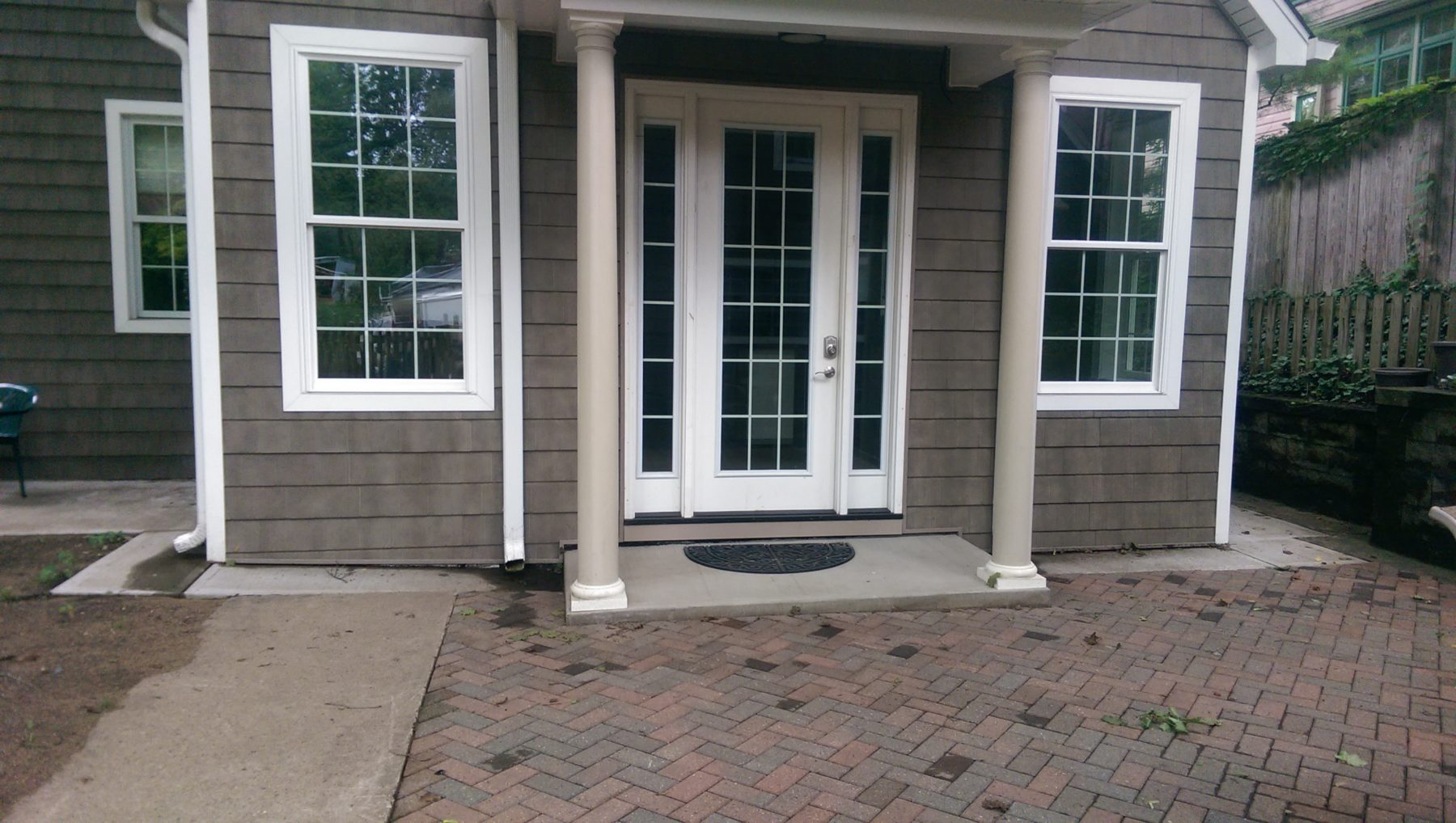 Front Stoops & Front Stoops - A1 Concrete Leveling and Foundation Repair